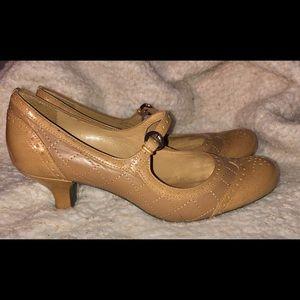 'Franco Sarto Embrace' Mary Jane Kitten Heels 8